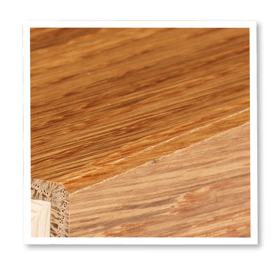 Boen wood flooring - Origami Tech detail