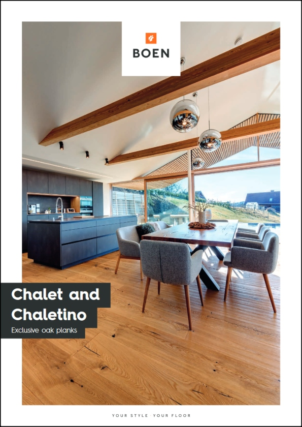 Chalet and Chaletino Brochure