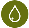 Surface Treatement Icon for Live Natural Oil