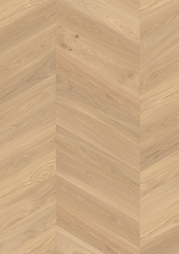 Oak Adagio white Chevron